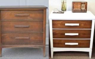 Как обновить полированную кровать своими руками