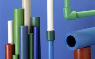 Как правильно покрасить полипропиленовые трубы