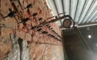 Инъекционная гидроизоляция кирпичных стен
