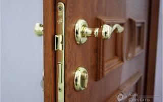 Как поменять дверной замок в квартире