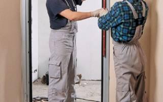 На каком этапе ремонта устанавливают входную дверь