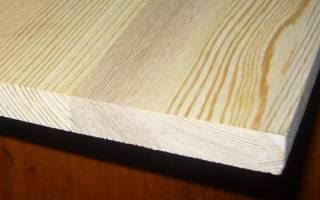 Как склеить мебельный щит своими руками