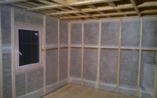 Ветровлагоизоляция деревянных стен
