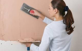 Обязательно ли шпаклевать стены под обои