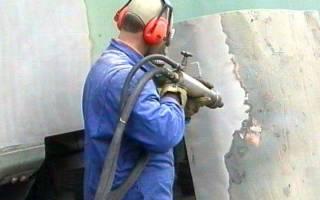 Как очистить ограду от старой краски