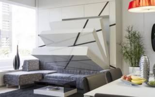 6 решений подъемной кровати