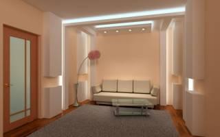 Как сделать светодиодное освещение в квартире