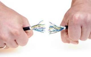 Как найти обрыв нулевого провода в стене