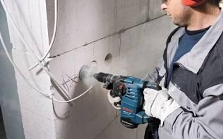 Правила штробления стен под электропроводку
