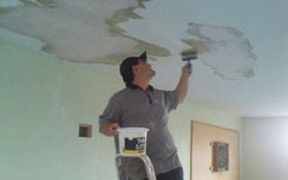 Средство для удаления ржавчины с потолка