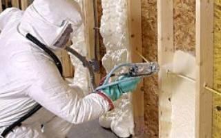Теплоизоляционные материалы для стен внутри как монтировать