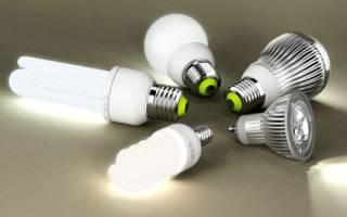 Причина моргания энергосберегающих ламп