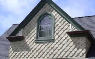 Чем отделать фронтон дома кроме сайдинга