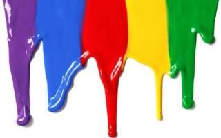 Как получить фисташковый цвет при смешивании красок