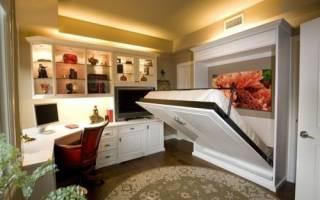 Умная мебель для маленьких квартир