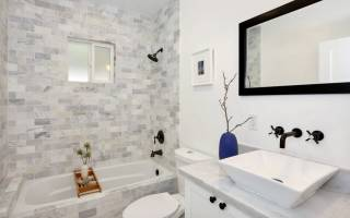 Ремонт совмещение ванной комнаты с туалетом