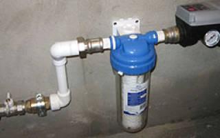 Фильтр для котла отопления от накипи