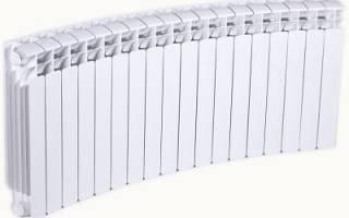 Как рассчитать биметаллические радиаторы отопления для квартиры